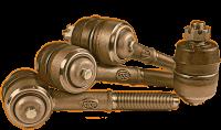 Замена рулевых наконечников